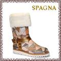 de moda las botas de nieve para las niñas jóvenes 2014