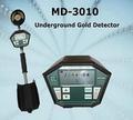 caza del tesoro detector de metales de oro MD3010ii