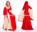 senhoras instyles medieval fantasia vestido traje traje de halloween