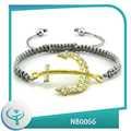 [TTT Jóias] 2014 da moda por atacado 18k jóias de ouro da moda masculina banhado novos modelos de pulseira de ouro
