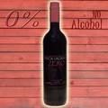 Vino Tinto sin alcohol Finca Lagrana Zero