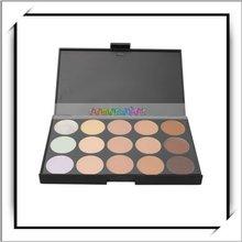 2014 caliente de la venta profesional de color 15 colorete maquillaje paleta- h00537