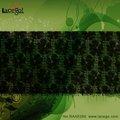 popular 2014 raschel de alta calidad de tela de encaje negro