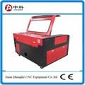 6090 modelo láser máquina para tallar y cortar acrílico y MDF