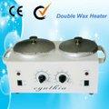 Venta caliente depilación cera calentador/cera caliente de la máquina 220v-240v au-803a