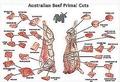 carne de res australiana