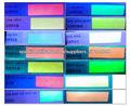 Tinta fluorescente UV