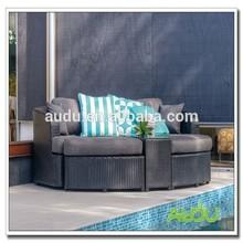 audu muebles al aire libre europea caliente estilos de venta camas lindo