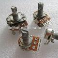 qualidade superior tipos de potenciômetro, potenciômetro fabricante