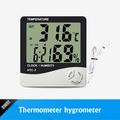 Promocional la temperatura medida