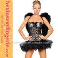 las mujeres al por mayor baratos para adultos dark angel traje de alas