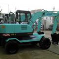 65w-8df 6 ton hidráulico barato excavadoras usadas