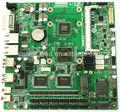 Apu de doble núcleo amd 1.4g fch a50m chipset para la placa base de cliente ligero, terminal de la nube; de escritorio, el orden