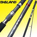 0223- junta a tope de fibra de carbono que hace estallar al por mayor caña de pescar los espacios en blanco