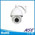 Un enfoque de alta 1080p 18x automático de rastreo ip ptz de la cámara a prueba de golpes día/noche directa de la fábrica