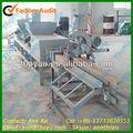 Thoyu de residuos de madera de la máquina del bloque hacer a los pies de la plataforma (Mob: +86-13733828553)