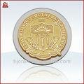 personalizado escuela masónica moneda del recuerdo de la parte meridional de la universidad de california