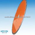 disco de la cuchilla de corte de asfalto&hormigón de corte / cuchilla carretera de hormigón
