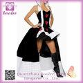 Caliente populares Sexy Encantador reina de corazones Disfraz PP1279 disfraces sexy para adultos