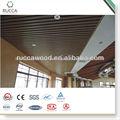 Foshan rucca wpc techo 40*25mm de guangdong de china
