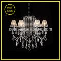 Decorativos iluminaciones araña de cristal