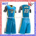 projeto popular e de venda quente de basquete uniformes esportivos