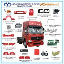 Camión Parte del cuerpo Howo Camiones