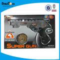 pilas y baterías 2014 operación de armas de fuego para la venta de la pistola de juguete