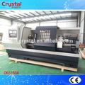 de alta velocidad CK6150A tornos cnc fanuc controlador de la máquina tornos