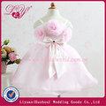 2014 fashional y hermoso infantiles vestidos de flores niña