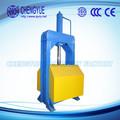alibaba expresar eléctrica cortador de goma para el reciclaje de maquinaria
