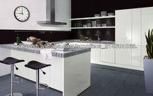 gabinete de cocina de la laca de la venta caliente