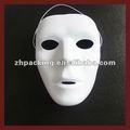buen quanlity máscara de plástico blanco