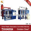 De alta functionial completo- automático caja de eps máquina de moldeo