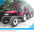 buen rendimiento del tractor agricola 80hp 4wd para la venta