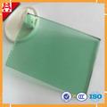F- de color verde de vidrio para la ventana de vidrio