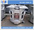 0.05-2t de fusión del horno de inducción, de aluminio horno de fusión, de inducción horno de crisol de grafito