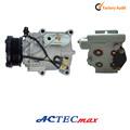 Compressor Ford Focus 1.8, 2.0 Motor Zetec Polia 6PK 95mm RC.600.003, compressor do ar condicionado para Ford