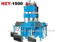 reforzar hidráulica máquina de ladrillos bloques