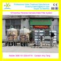 10T/H sistema de tratamiento de agua para la industria