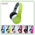 STN-232 Auriculares estéreos para estudio y músicos