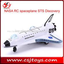 unir a los estados de la nasa rc spaceplane sts descubrimiento ov-102 rc avión de transbordador espacial juguete