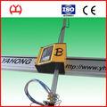 CNC máquinas para trabajo hierro de China