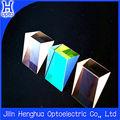 Prisma de vidrio óptico con la capa reflectante dimensión: 2-300mm