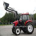 الآلات الزراعية مع محمل الجبهة