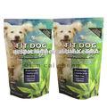 Zipper top dog food packaging bags