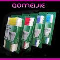ppb350c bastoncillos de algodón de la tarjeta de la ampolla brotes