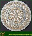 mesa de mosaico de patrones