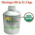 el aceite de moringa para el cuidado del cuerpo y la piel sana