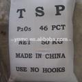 cucharadita de fertilizantes granualated superfosfato triple